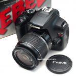 Jual Kamera DSLR Canon Rebel T3 Bekas