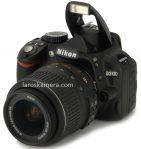 Jual Kamera DSLR Nikon D3100 Second