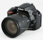Jual Kamera DSLR Nikon D5500 Second