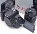 Jual Kamera DSLR Canon EOS 700D Bekas