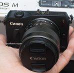 Jual Kamera Mirrorless Canon EOS M 18-55mm Kit Second