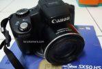 Jual Kamera Prosumer Canon Powershot SX50 HS Second