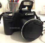 Jual Kamera Prosumer Canon SX510HS Bekas