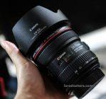 Jual Lensa Canon 24-70mm f4L IS USM Bekas