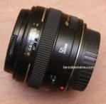 Jual Lensa Fix Canon 50mm f1.4 Manual Bekas