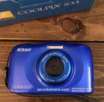 Jual Kamera Anti Air Nikon S33 Second