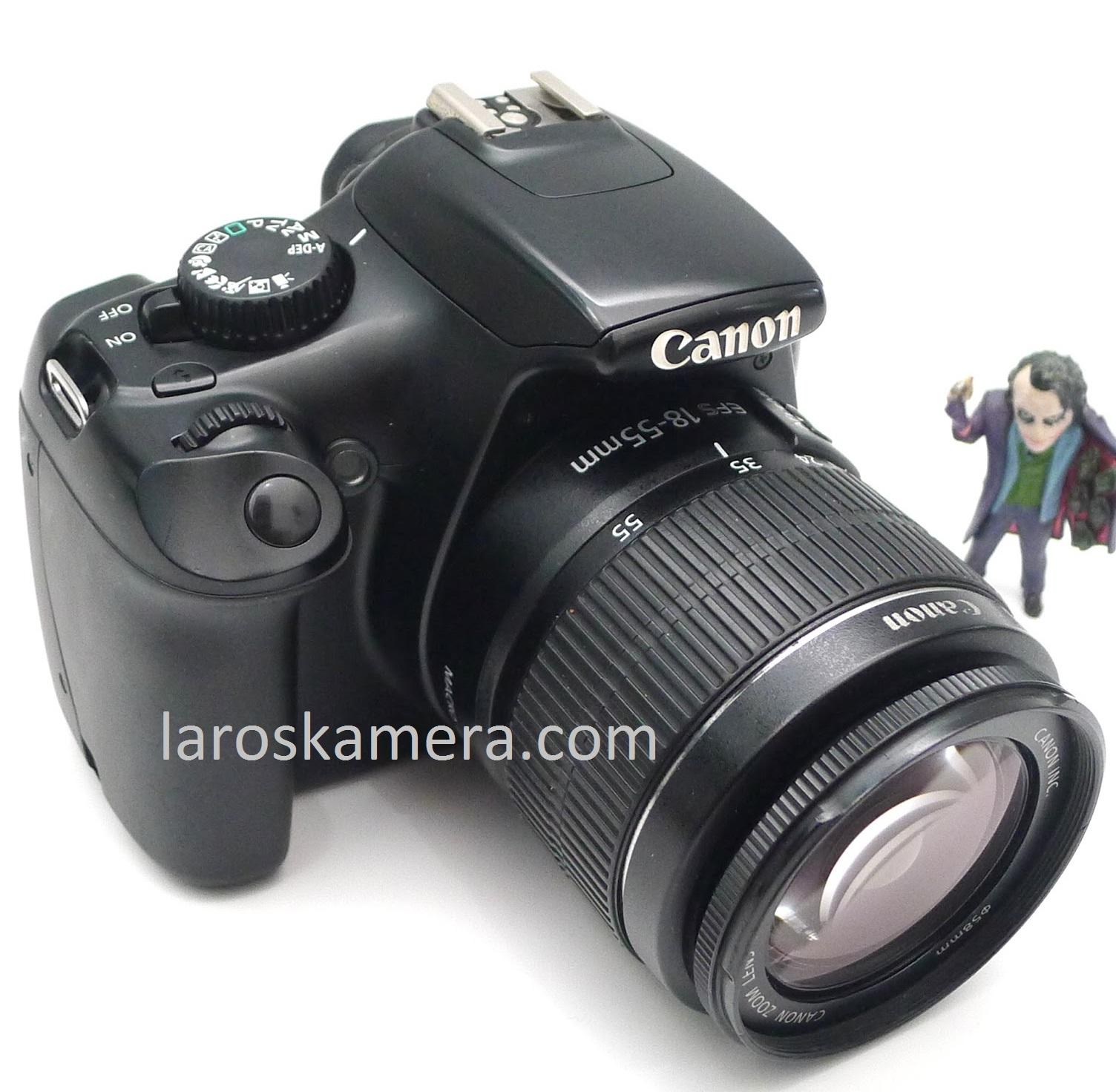 Jual Kamera Dslr Canon Eos 1100d Second Laroskamera Com Jual