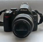 Jual Kamera DSLR Nikon D3000 Second