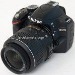Jual Kamera DSLR Nikon D3200 Second