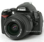 Jual Kamera DSLR Nikon D40 Second