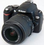 Jual Kamera DSLR Nikon D60 Bekas