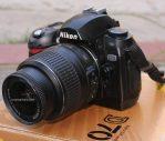 Jual Kamera DSLR Nikon D70 Second