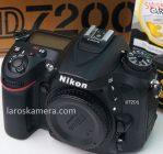 Jual Kamera DSLR Nikon D7200 Bekas