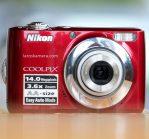 Jual Kamera Digital Nikon Coolpix L24 Bekas