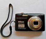 Jual Kamera Digital Nikon Coolpix S2800 Second