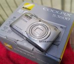 Jual Kamera Digital Nikon Coolpix S3600 Bekas