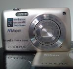 Jual Kamera Digital Nikon Coolpix S4400 Bekas