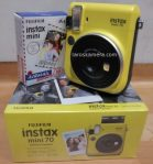 Jual Kamera Fujifilm Instax Mini 70 Bekas