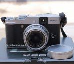 Jual Kamera Mirrorless Fujifilm X20 Silver Bekas