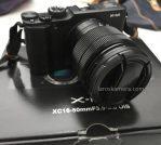 Jual Kamera Mirrorless Fujifilm XM1 Second