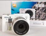 Jual Kamera Mirrorless Nikon AW1 Second