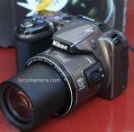 Jual Kamera Prosumer Nikon Coolpix L810 Second