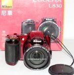 Jual Kamera Prosumer Nikon Coolpix L830 Bekas