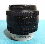 Jual Lensa AF-S Nikon 50mm F1,8 Second