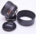 Jual Lensa AF-S Nikon 50mm f1.8 Second