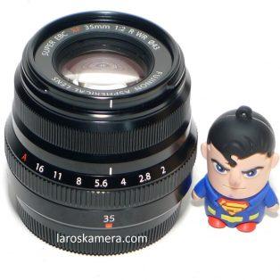 Jual Lensa Fujifilm Fujinon XF 35mm f/2 R WR Bekas