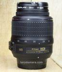 Jual Lensa Kit Nikon 18-55mm VR Bekas