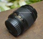 Jual Lensa Kit Nikon 18-55mm non VR Second
