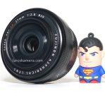 Jual Lensa Mirrorless Fujinon EBC XF 27mm F2.8 Bekas