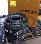 Jual Lensa Nikon 50mm 1.4D Second