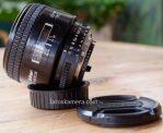 Jual Lensa Nikon 85mm f1.8 Second