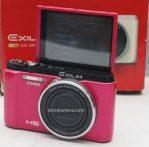 Jual Kamera Casio Exilim EX-ZR1500 Second