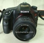 Jual Kamera DSLR Sony a57 Second