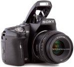 Jual Kamera DSLR Sony a580 Second Malang