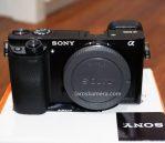 Jual Kamera Mirrorless Sony A6000 Body Only Baru