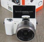 Jual Kamera Mirrorless Sony a5000 Bekas