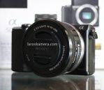 Jual Kamera Mirrorless Sony a5000 Second