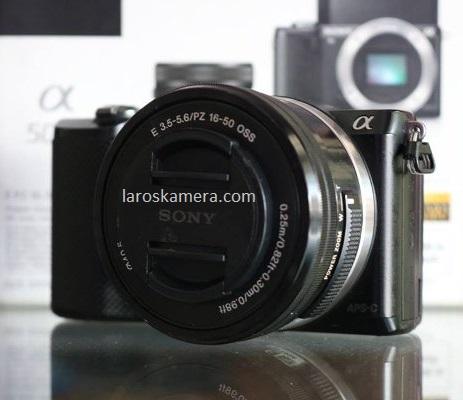 Jual Kamera Mirrorless Sony A5000 Second Laroskamera Com Jual