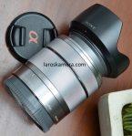 Jual Lensa Mirrorless Sony E-Mount 18-55mm Kit Second