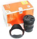 Jual Lensa Sony 11-18 Wide SAL1118 Second