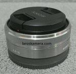 Jual Lensa Sony E Mount 16mm f2.8 Second
