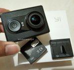 Jual Kamera Actioncam Xiaomi Yi Second