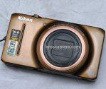 Jual Kamera Digital Nikon Coolpix S9200 Bekas