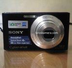 Jual Kamera Digital Sony DSC-W320 Second