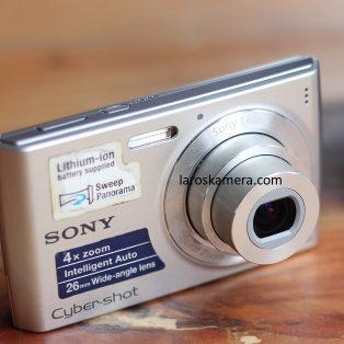 Jual Kamera Digital Sony DSC W510 Second
