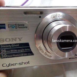 Jual Kamera Digital Sony W550 Second